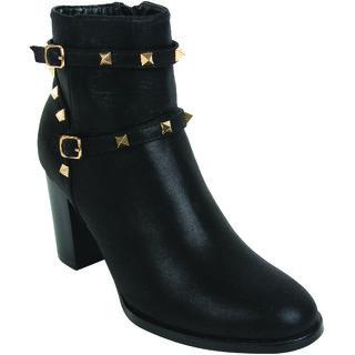 Catwalk Womens Black Boots