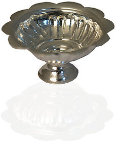 Silverz Silver Round And Standing Cup
