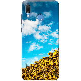 FurnishFantasy Mobile Back Cover for Huawei Honor Play (Product ID - 1242)