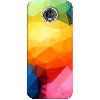 FurnishFantasy Mobile Back Cover for Moto G6 Plus (Product ID - 0379)