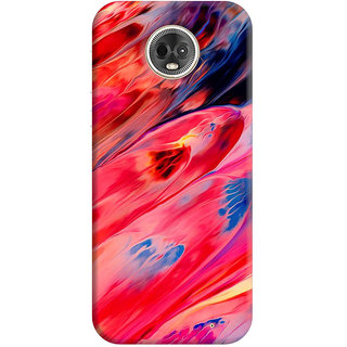 FurnishFantasy Mobile Back Cover for Moto G6 Plus (Product ID - 1529)