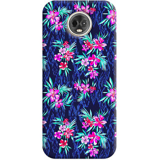 FurnishFantasy Mobile Back Cover for Moto G6 Plus (Product ID - 1631)