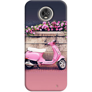 FurnishFantasy Mobile Back Cover for Moto G6 Plus (Product ID - 0900)