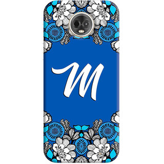 FurnishFantasy Mobile Back Cover for Moto G6 Plus (Product ID - 1285)