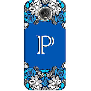 FurnishFantasy Mobile Back Cover for Moto G6 Plus (Product ID - 1288)