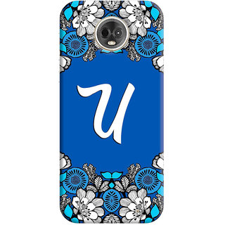 FurnishFantasy Mobile Back Cover for Moto G6 Plus (Product ID - 1292)