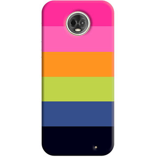 FurnishFantasy Mobile Back Cover for Moto G6 Plus (Product ID - 1695)