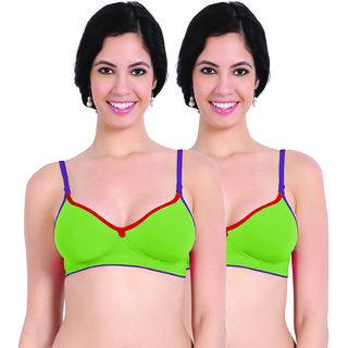 6762156433 Buy Sonari Caden women s Moulded T-Shirt Bra pack of 2 Online   ₹750 from  ShopClues