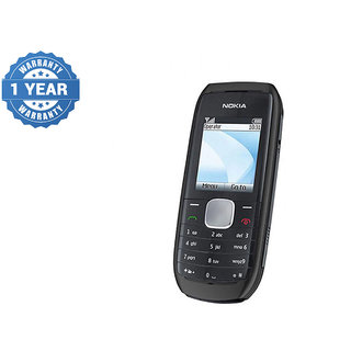quality design 91b2a ca4b2 Refurbished Nokia 1800 Black Mobile