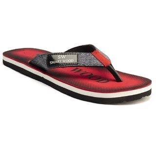 Smartwood  red  slipper for mes