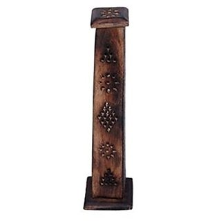 Desi Karigar Wooden Antique Incense Box