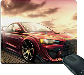 Style Crome  Yes You Can Mouse Pad  (9.1 X 7.3 Inches)