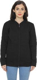 aarmy fit black ladies jacket