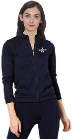 aarmy fit navy ladies jacket