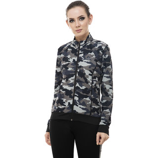 aarmy fit grey ladies jacket