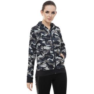 aarmy fit grey ladies jacket