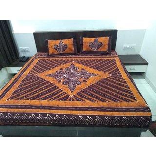 Batik Cotton Bed Sheets