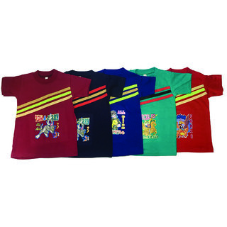 OS Cross Line T-shirt (Pack of 5)