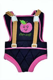 NoVowels Baby Carrier Kangaroo Belt Sleeping Bag Pink