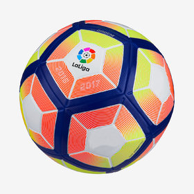 Laliga Orange/Yellow Football  Size 5