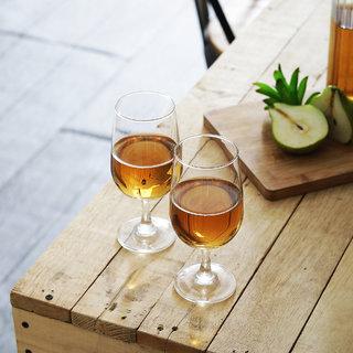 Ocean Society Goblet 345 ml Wine Glasses - Set of 6
