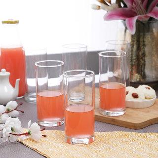 Ocean Fine Drink Long Glases 380 ml - Set of 6