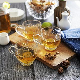 Diamond Qianli Olga Tea Cups 230 ml - Set of 6