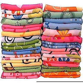 Home Delights pack of 4 cotton face towel