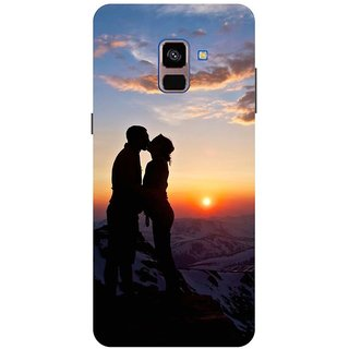 Back Cover for Samsung A8 Plus