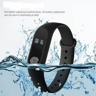M2 Fitness Band for Smartphones