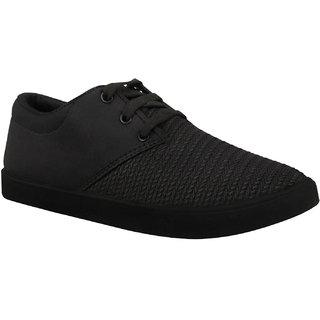 Birde Black Casual Shoes For Mens