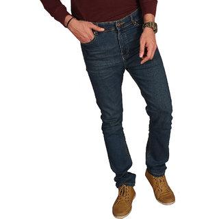 Dawn Men Regular Fit Blue Jeans