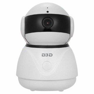 D3D DANALE Wireless 1080 HD IP WiFi CCTV Indoor Security Camera ModelD2026Y