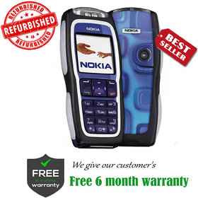 Refurbished Nokia 3220 Get Mini Wireless BT with (1 Year Warranty Bazaar Warranty )