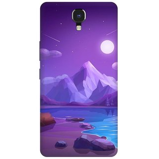 Back cover for Infinix Note 4