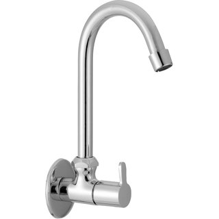 SSS - Sink cock/ Kitchen Tap Foam Flow (Type - Wave, Material - Brass)