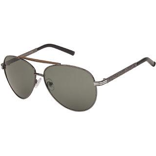 8ef9a28113 VESPL Premium collection UV protected Black Aviator Sunglasses High Quality  Glass Lens