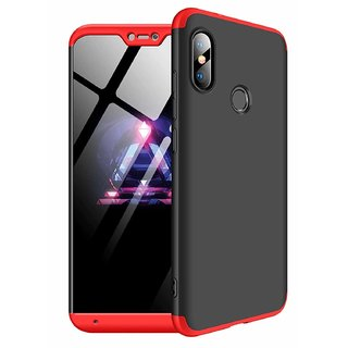 Macsoon Gkk Cover For  Redmi Note 6 Pro