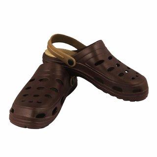 Degire Brown Clogs For Men's / Boy's