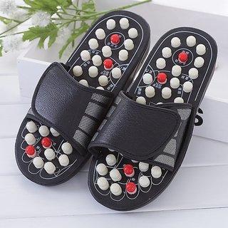 ACUPRESSURE PADUKA/SLIPPER SPRING SLIPPER ACUPRESSURE  MAGNETIC FULL BODY MASSAGE FOOT CARE YOGA PADUKA  MASSAGER