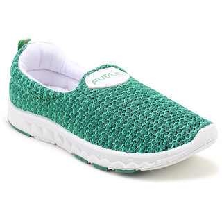 FUEL Womens Girls Fashion Extra Soft Comfort Insole Phylon Sole Casual Slip On Sneaker Loafer Shoes