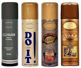 Lomani Deodorants Man-4