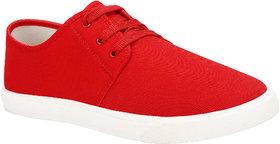 Bersache Men Red-1077 Casual Sneakers Shoes
