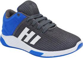 Bersache Men Black -1078 Running Sports Shoes