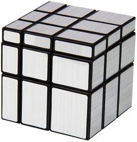 eSalesIndia 3x3 Rubik's Golden Mirror Cube.