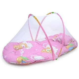 Love Baby Bedding with Mosquito Net