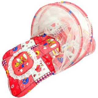BcH Baby Bedding Set with Mosquito Net Pillow