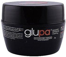 Glupa Gluta + Papaya Skin Whitening Cream 50g (Pack of 1)