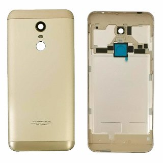 New Housing Body Panel For Redmi Note 5 - Gold Color