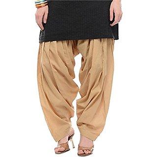 Women Skin Free size patiala  salwar or pajama